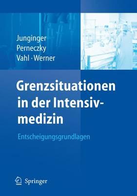 Grenzsituationen in Der Intensivmedizin: Entscheidungsgrundlagen (Paperback)
