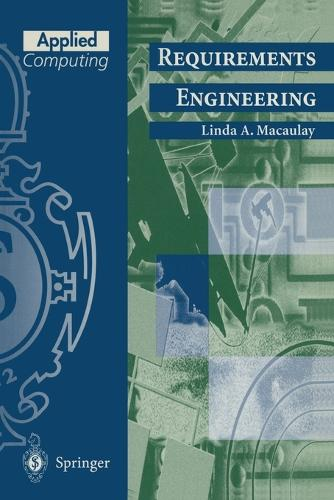 Requirements Engineering - Applied Computing (Paperback)