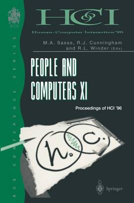 People and Computers XI: Proceedings of HCI'96 (Paperback)