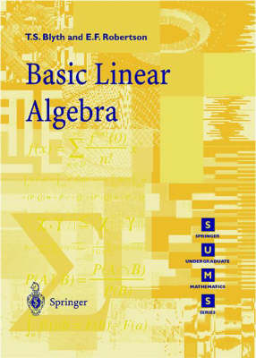 Basic Linear Algebra - Springer Undergraduate Mathematics Series (Paperback)