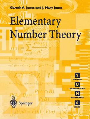Elementary Number Theory - Springer Undergraduate Mathematics Series (Paperback)
