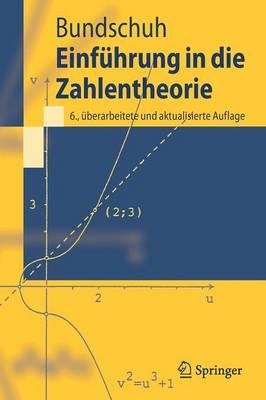 Einf�hrung in Die Zahlentheorie - Springer-Lehrbuch (Paperback)