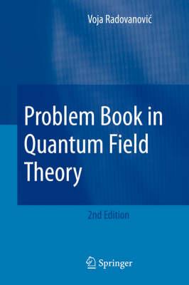 Problem Book in Quantum Field Theory (Paperback)