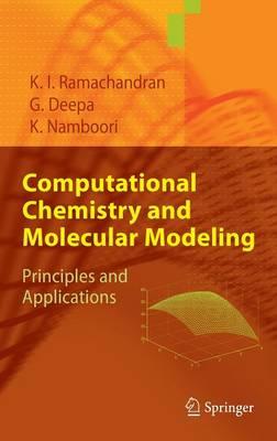 Computational Chemistry and Molecular Modeling: Principles and Applications (Hardback)
