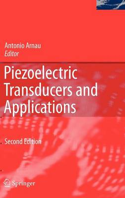 Piezoelectric Transducers and Applications (Hardback)