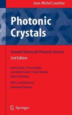 Photonic Crystals: Towards Nanoscale Photonic Devices (Hardback)