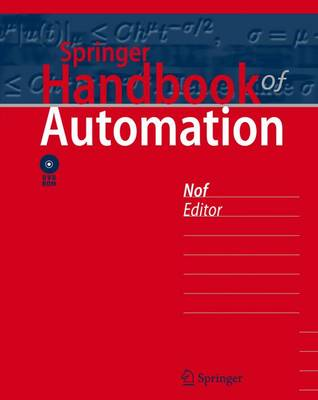 Springer Handbook of Automation - Springer Handbooks