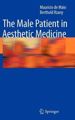 The Male Patient in Aesthetic Medicine (Hardback)