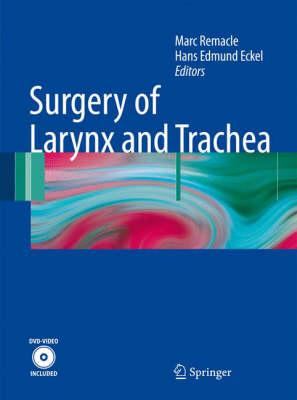 Surgery of Larynx and Trachea