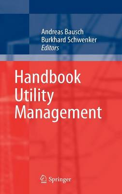 Handbook Utility Management (Hardback)