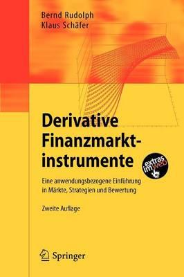 Derivative Finanzmarktinstrumente (Paperback)