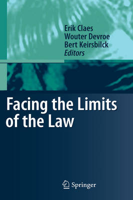 Facing the Limits of the Law (Hardback)