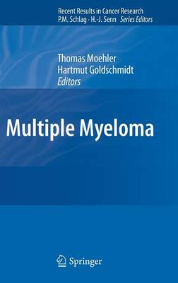 Multiple Myeloma - Recent Results in Cancer Research 183 (Hardback)