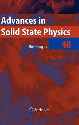 Advances in Solid State Physics 48 - Advances in Solid State Physics 48 (Hardback)