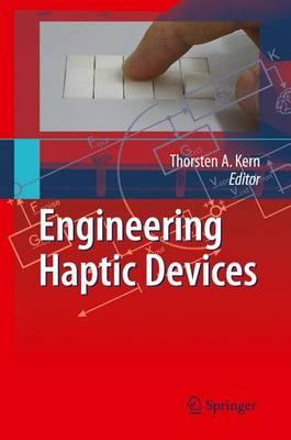 Engineering Haptic Devices (Hardback)