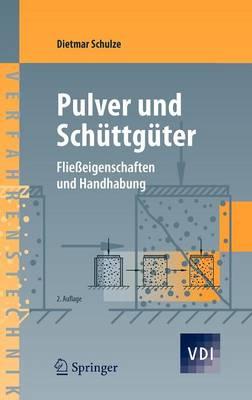 Pulver Und Schuttguter (Hardback)
