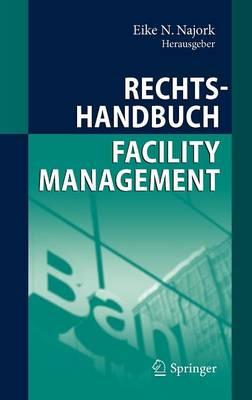 Rechtshandbuch Facility Management (Hardback)