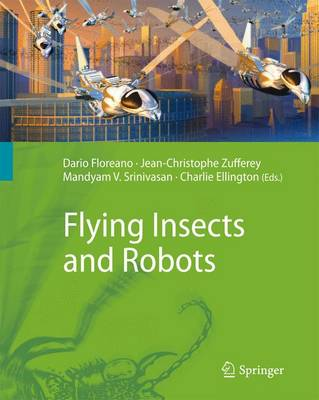 Flying Insects and Robots (Hardback)