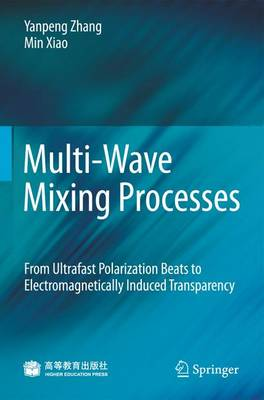 Multi-Wave Mixing Processes: From Ultrafast Polarization Beats to Electromagnetically Induced Transparency (Hardback)