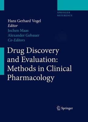 Drug Discovery and Evaluation: Methods in Clinical Pharmacology - Drug Discovery and Evaluation: Methods in Clinical Pharmacology