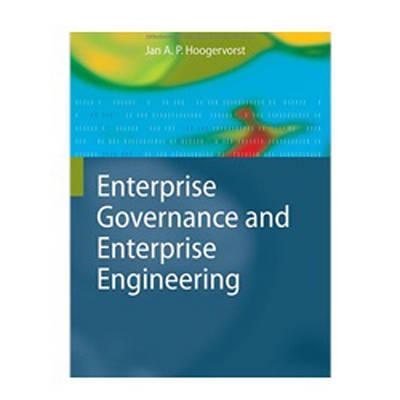 Enterprise Governance and Enterprise Engineering - The Enterprise Engineering Series (Hardback)