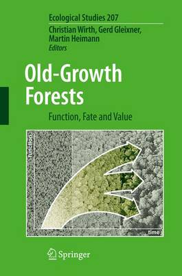 Old-Growth Forests: Function, Fate and Value - Ecological Studies 207 (Hardback)