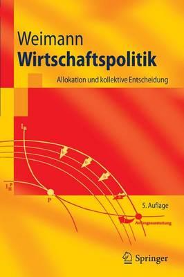 Wirtschaftspolitik (Paperback)
