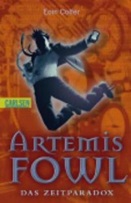Artemis Fowl German: Das Zeitparadox (Paperback)