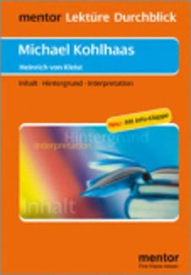 Lekture - Durchblick: Kleist: Michael Kohlhaas