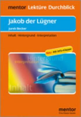 Lekture - Durchblick: Becker: Jakob der Lugner
