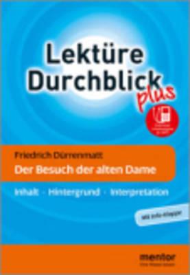 Lekture Durchblick Deutsch Plus: Friedrich Durrenmatt (Paperback)