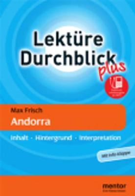 Lekture Durchblick Deutsch Plus: Max Frisch: Andorra