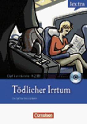 Lextra: Todlicher Irrtum - Book + CD