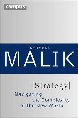 Strategy: Navigating the Complexity of the New World (Paperback)