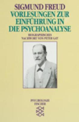 Vorlesungen zur Einfuhrung in die Psychoanalyse (Paperback)