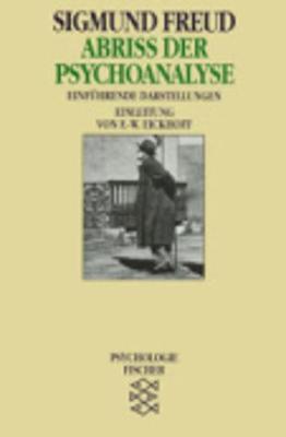 Abriss Der Psychoanalyse (Paperback)