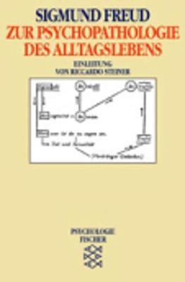 Zur Psychopathologie DES Alltagslebens (Paperback)