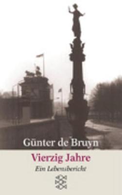 Vierzig Jahre (Paperback)
