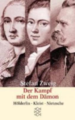 Der Kampf mit Damon Holderlin Kleist Nietzsche (Paperback)