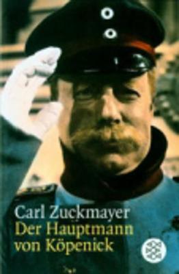 Der Hauptmann Von Kopenick (Paperback)