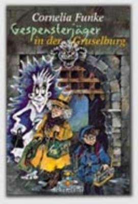 Gespensterjager in Der Gruselburg (Paperback)