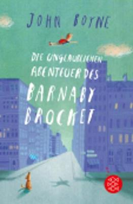 Die unglaublichen Abenteuer des Barnaby Brocket (Paperback)