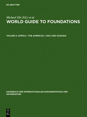 Africa / The Americas / Asia and Oceania - Handbuch der Internationalen Dokumentation und Information 19 (Hardback)
