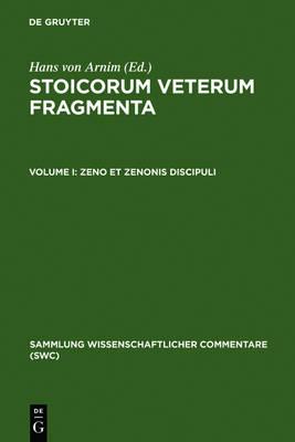 Zeno et Zenonis discipuli - Sammlung wissenschaftlicher Commentare (SWC) (Hardback)