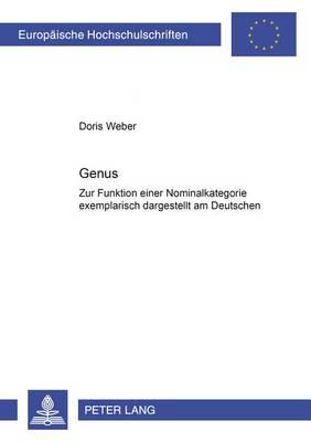 Genus (Hardback)