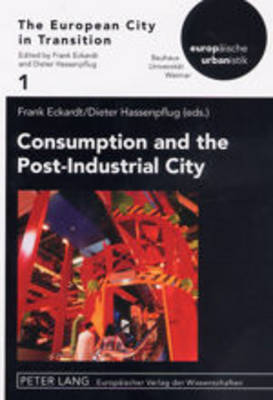 Consumption and the Post-Industrial City (Paperback)