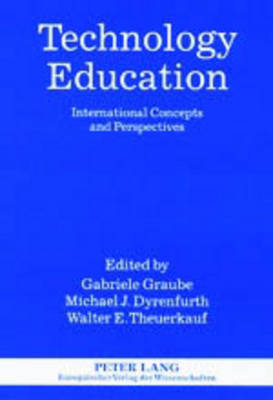 Technology Education: International Concepts and Perspectives (Paperback)