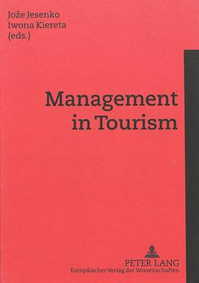 Management in Tourism (Leather / fine binding)