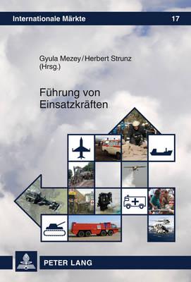 Fuehrung Von Einsatzkraeften - Internationale Maerkte 17 (Hardback)