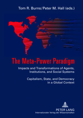 The Meta-Power Paradigm: Impacts and Transformations of Agents, Institutions, and Social Systems-- Capitalism, State, and Democracy in a Global Context (Paperback)